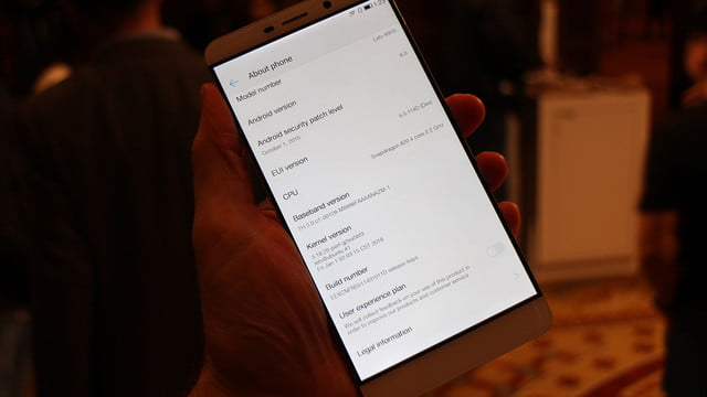 letv le max pro hands on 9836