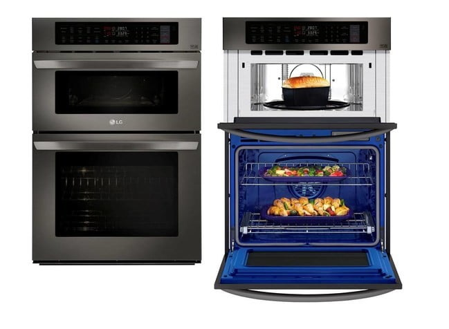 Lg Expands Its Smart Kitchen Liances With New Ovens Digital Trends