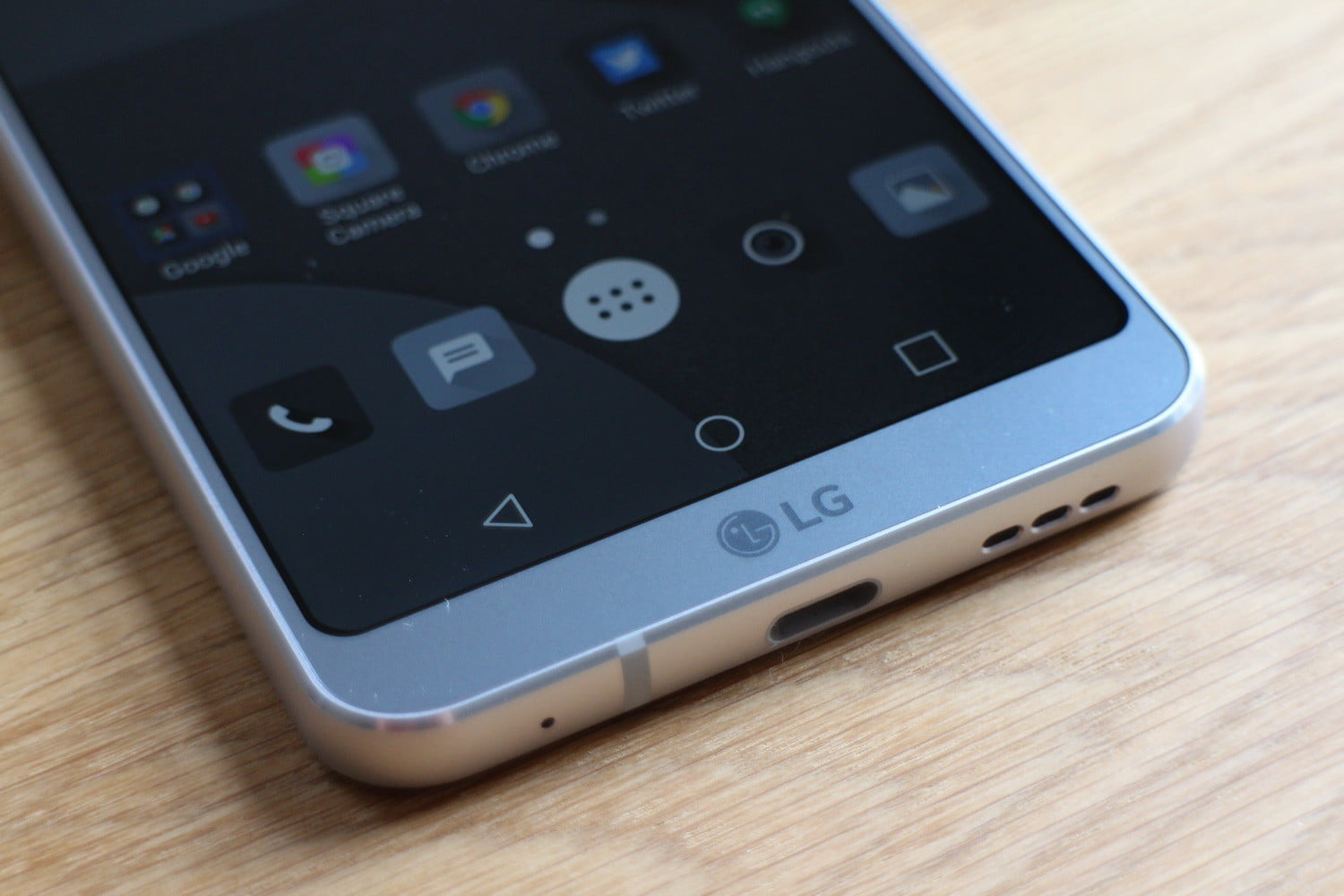 LG G6 Review: A New Standard in Smartphone Design : Digital Trends