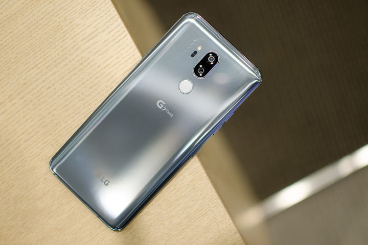 lg g7 news thinq hands on back full