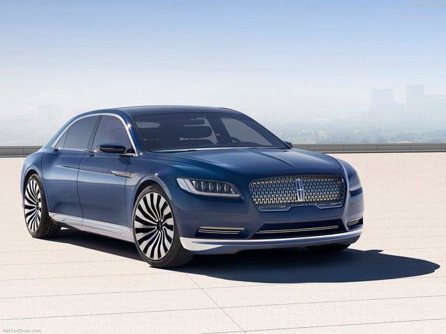 Lincoln-Continental_Concept_2015 front angle