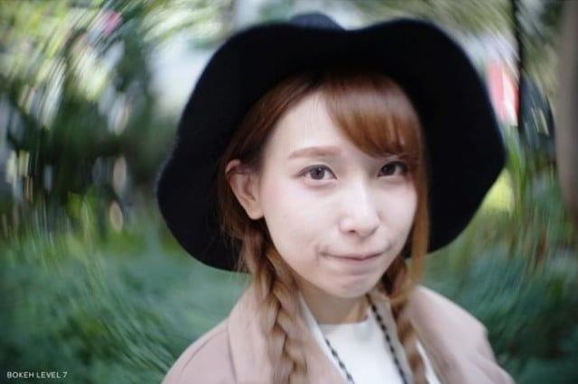 lomographys new petzval 58 lens can create 7 levels of creative blurring lomography sample