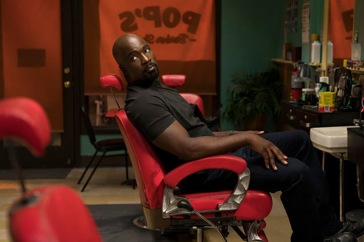 netflix luke cage season 2 cheo coker interview barber shop