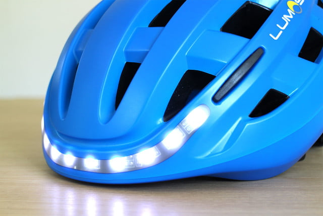Lumos Cycling Smart Helmet review