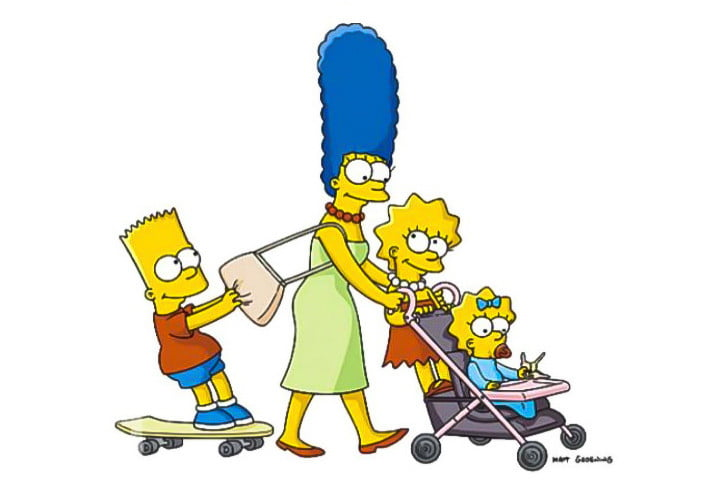 best tv moms marge simpson the simpsons 704
