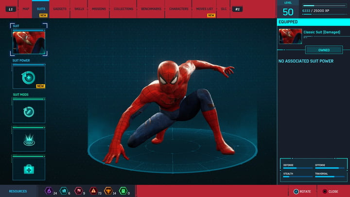 Marvel's Spider-Man PS4: How to Unlock Every Suit | Digital Trends