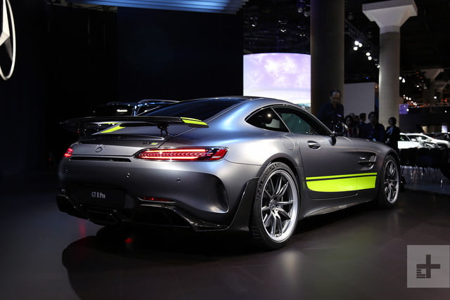 mercedes amg gt lineup gets new tech features r pro model mb 6