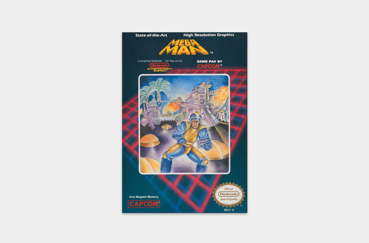 best nes games ever megaman cover