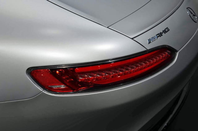 range topping mercedes amg gt edition 1 leaks paris showcase 3