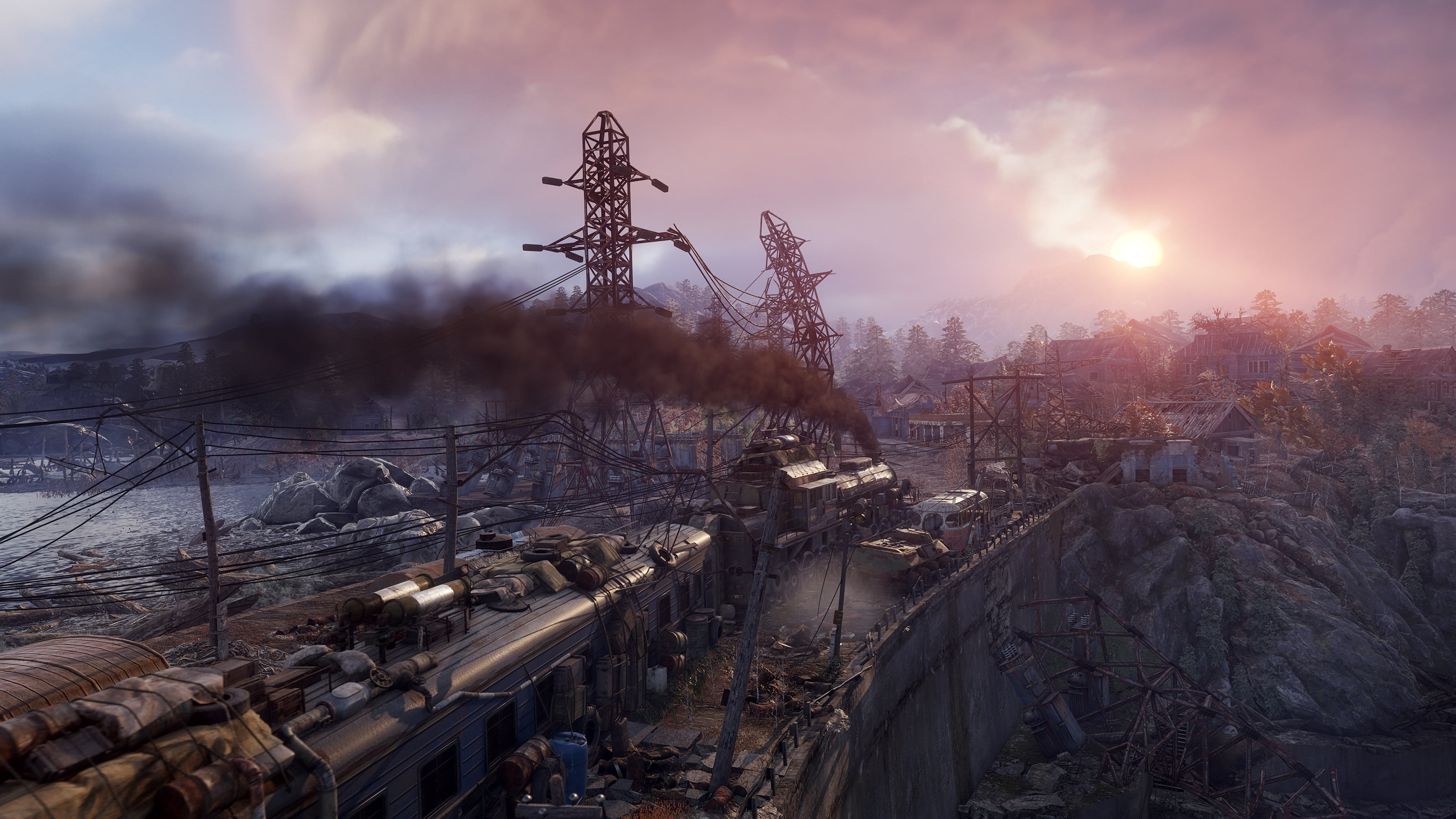 Metro Exodus Review A Nuclear Hellscape That Lures You In