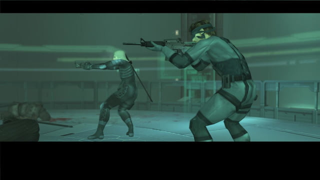 metal gear solid the legacy collection mgs2 snakeandraiden ps3