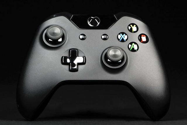 microsoft xbox one review controller front