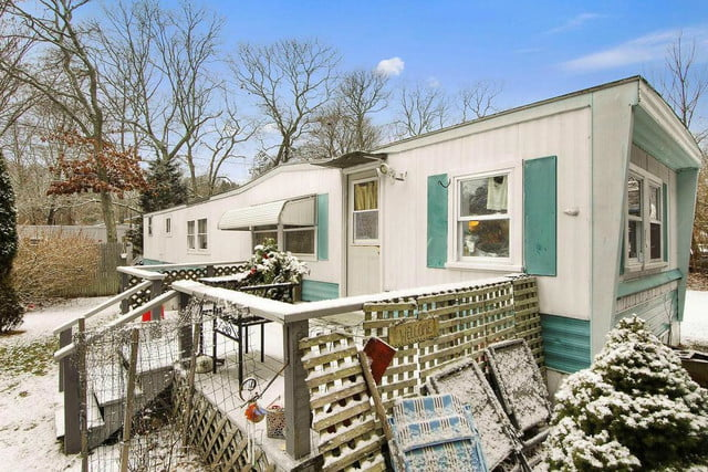 trailer in the hamptons can be yours for 1 2 million dollar