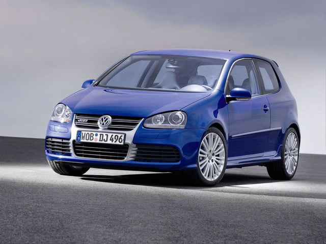Volkswagen Golf R Pictures Specs Performance History Digital