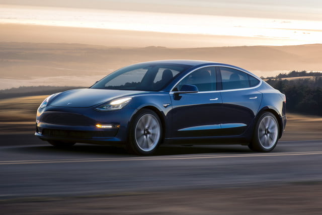 Tesla Model News Performance Specs And More Digital Trends - A tesla car