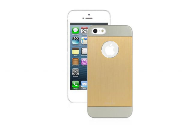 best iphone 5 cases moshi iglaze armour metal case 1