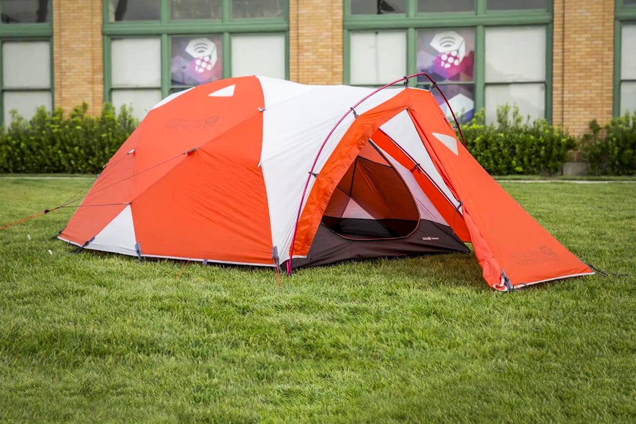 best 4 season tents mountain hardwear trango 2 lifestyle & The Best 4-Season Tents To Keep You Cozy All Winter | Digital Trends