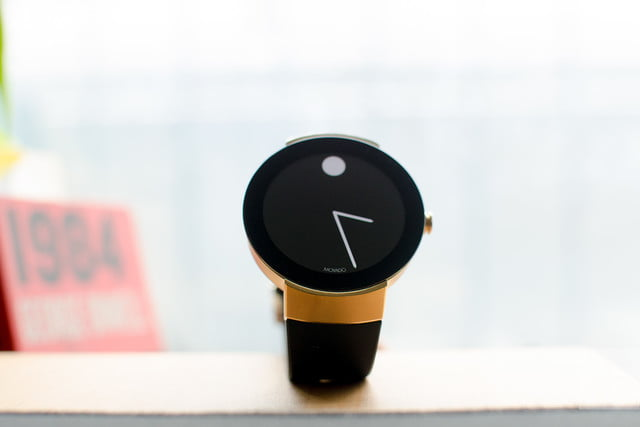 Movado Connect white background