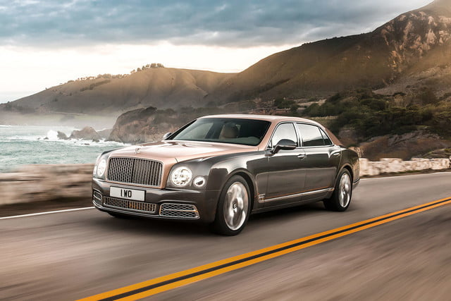 bentley engineering boss interview mulsanne extended whelbase  5