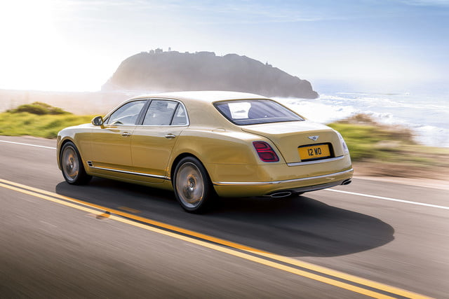 bentley engineering boss interview mulsanne speed 4