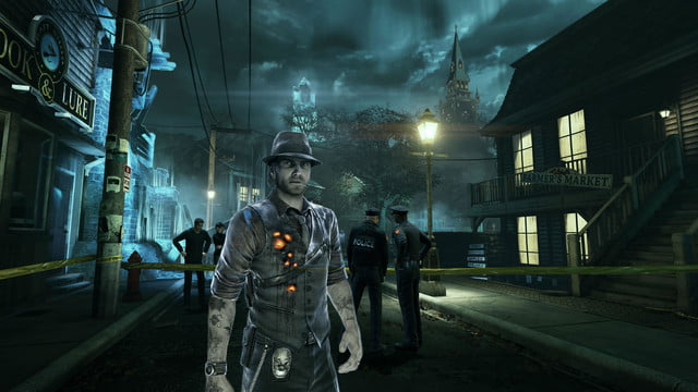 Murdered Soul Suspect screenshot 4
