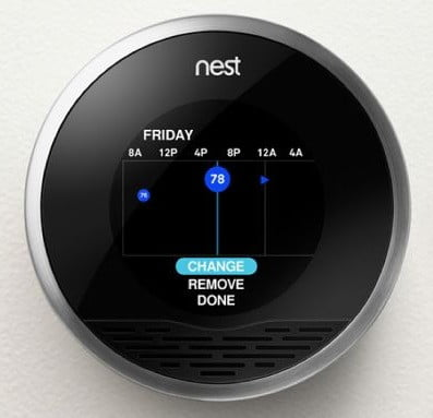 Nest Thermostat Updated To Beat The Summer Heat Digital