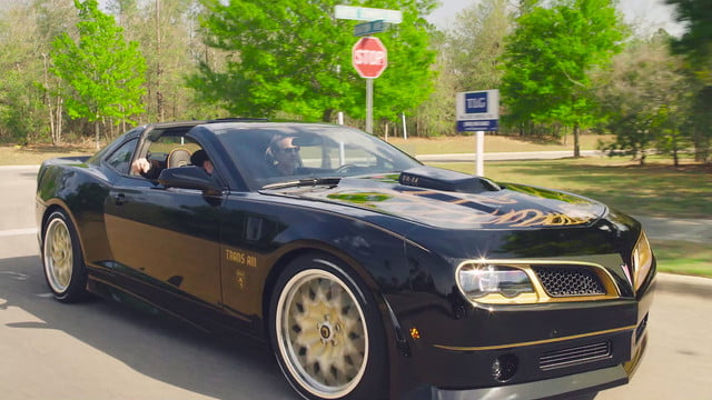 New Trans Am >> Burt Reynolds Promotes Trans Am Revival Video News Digital Trends