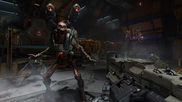 doom reboot hits retail in may new revenant fight 1437679985