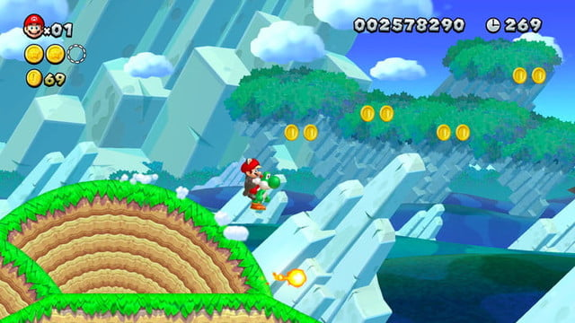 New Super Mario Bros U Deluxe 100 Reviews