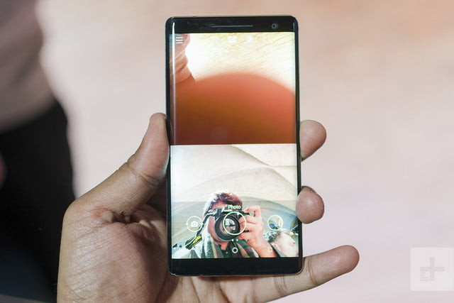 nokia 8 sirocco hands on review mwc 2018 6