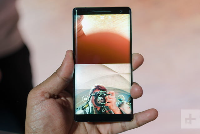 nokia 8 sirocco news hands on review mwc 2018 6