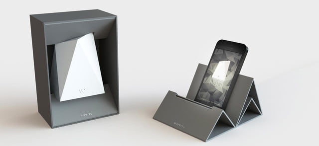 notti smart lamp lights up with notifications product 4
