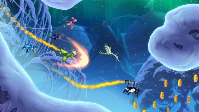 5 iphone games you need to play this week oddwings escape screen5