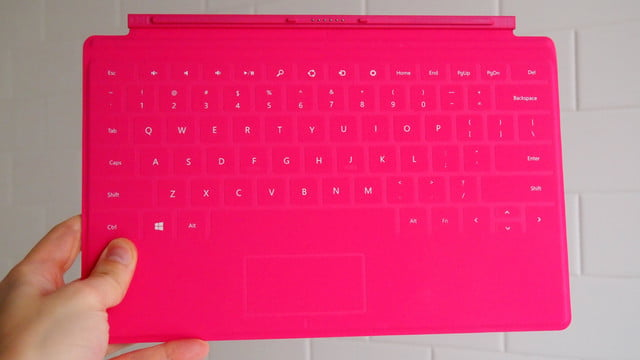Microsoft Surface With Windows RT review sample photo