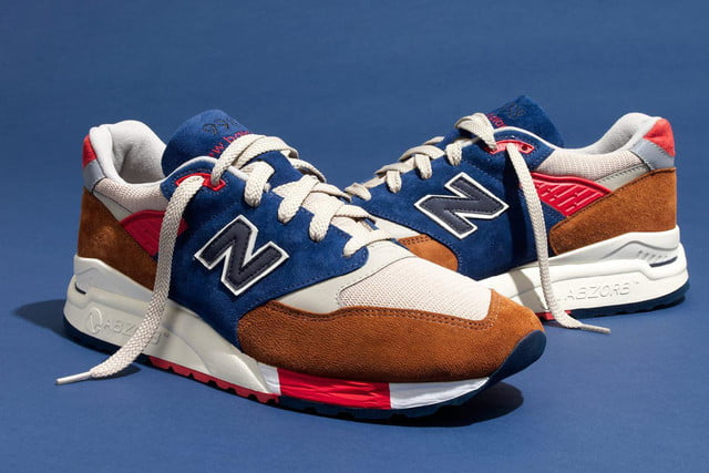 On Your Feet: J. Crew and New Balance celebrate the dog days of summer