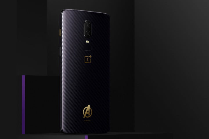 oneplus 6 news avengers back