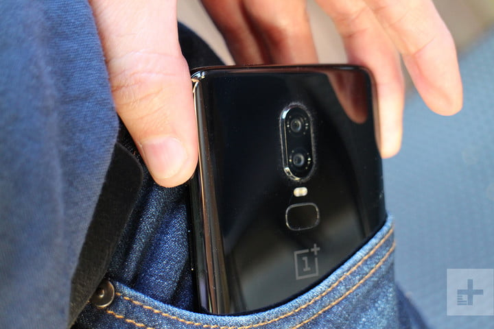oneplus 6 hands on pocket