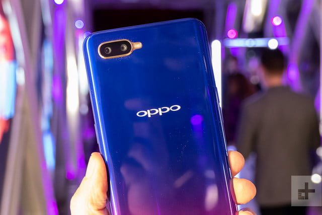 Oppo UK launch