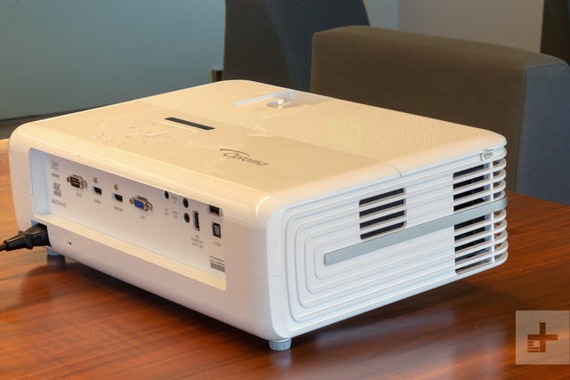 Optoma UHD50 Projector side vents
