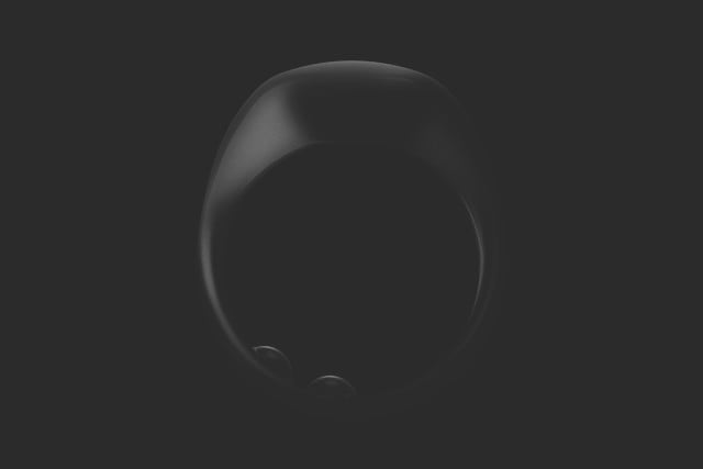 oura sleep tracking ring kickstarter news 1 stealthblack