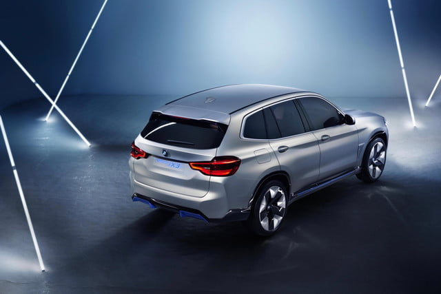 Bmw Concept Ix3 Previews Automaker S First Electric Suv Digital Trends