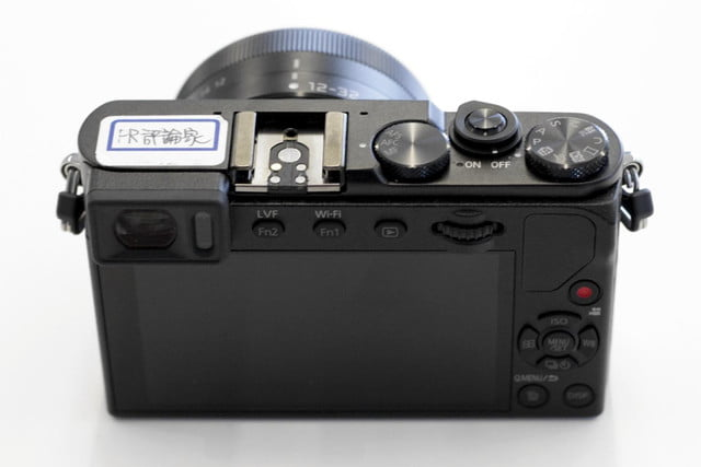 panasonic lumix gm5 4