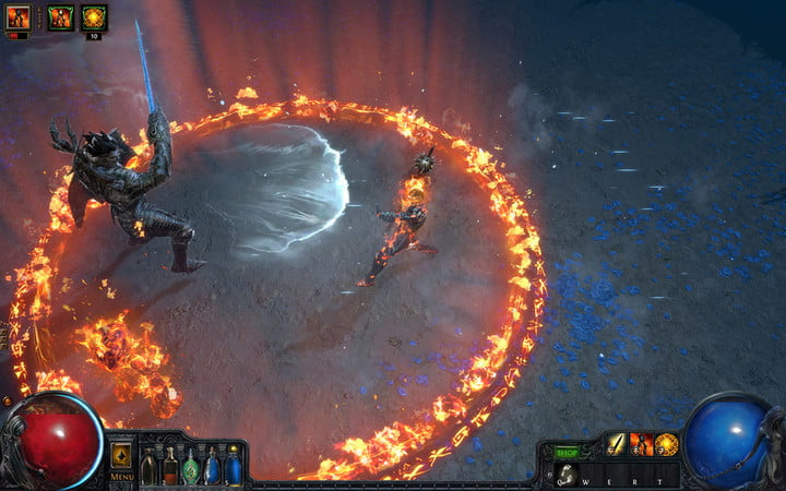 best free to play games path of exile