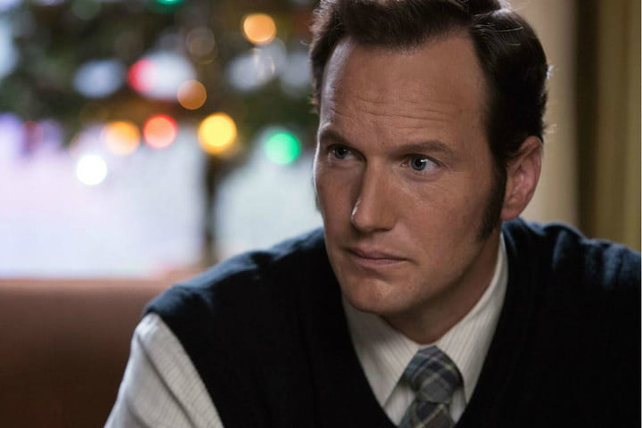 aquaman cast patrick wilson orm the conjuring 2