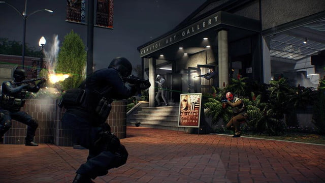 payday 2 screenshot gallery front