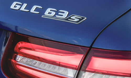2018 Mercedes-AMG GLC63 S First Drive Review   Digital Trends
