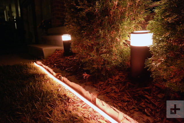 philips hue lightstrip outdoor orange