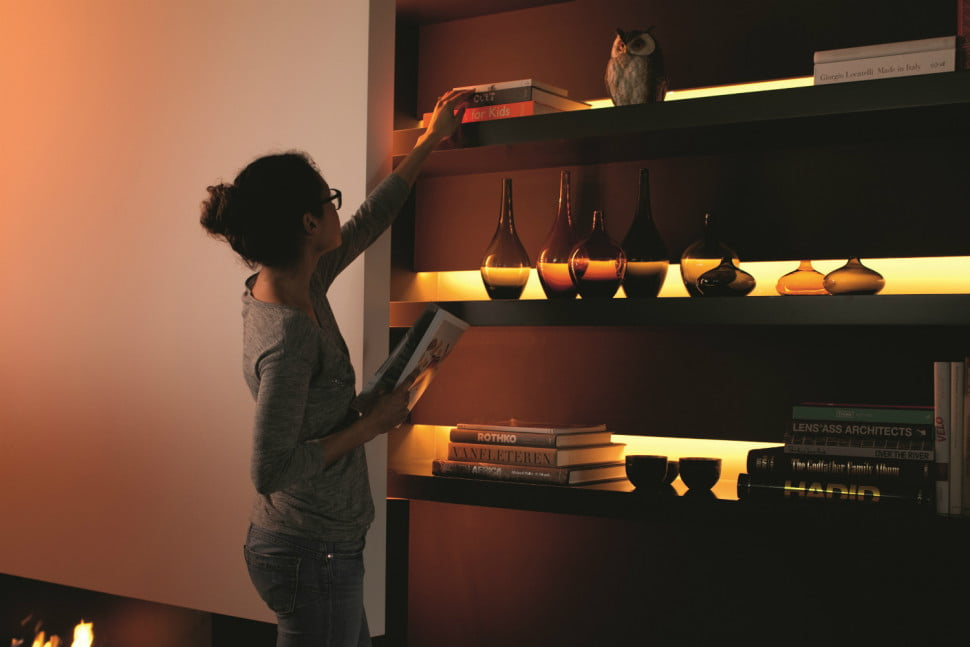 philips introduces new lightstrip plus at ifa 2015 digital trends. Black Bedroom Furniture Sets. Home Design Ideas