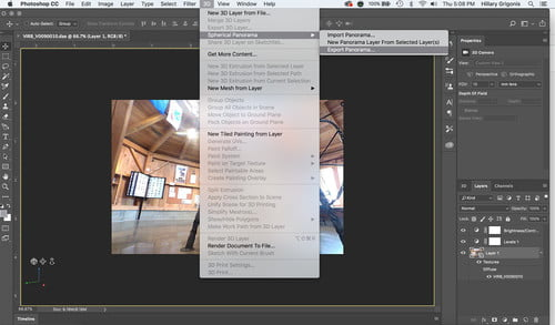 How To Edit 360 Photos in Photoshop in 6 Easy Steps