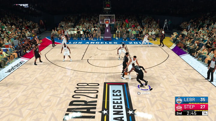 Nba 2k19 Tips And Tricks For Piling Up Points On Offense Digital Trends